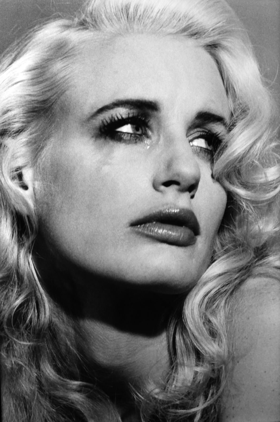 """Daryl Hannah I"", 1990, Paris de Bettina Rheims - Courtesy MEP © Photo Éric Simon"