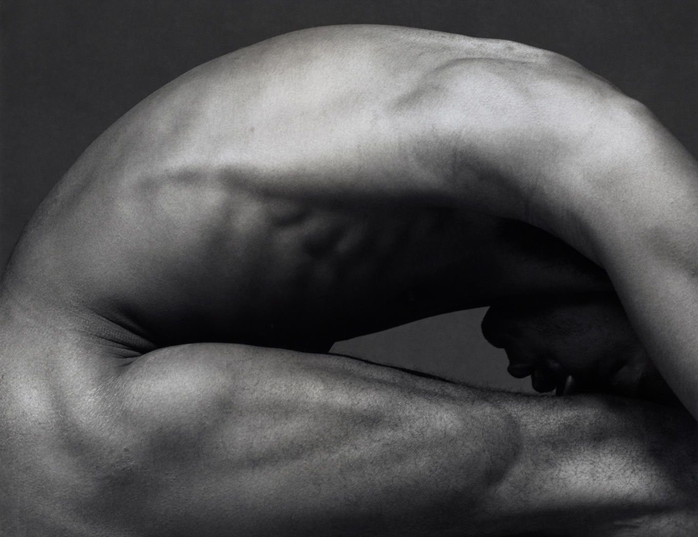 """Jason"", 1983 de Robert Mapplethorpe - Courtesy Gallerie Ropac © Photo Éric Simon"