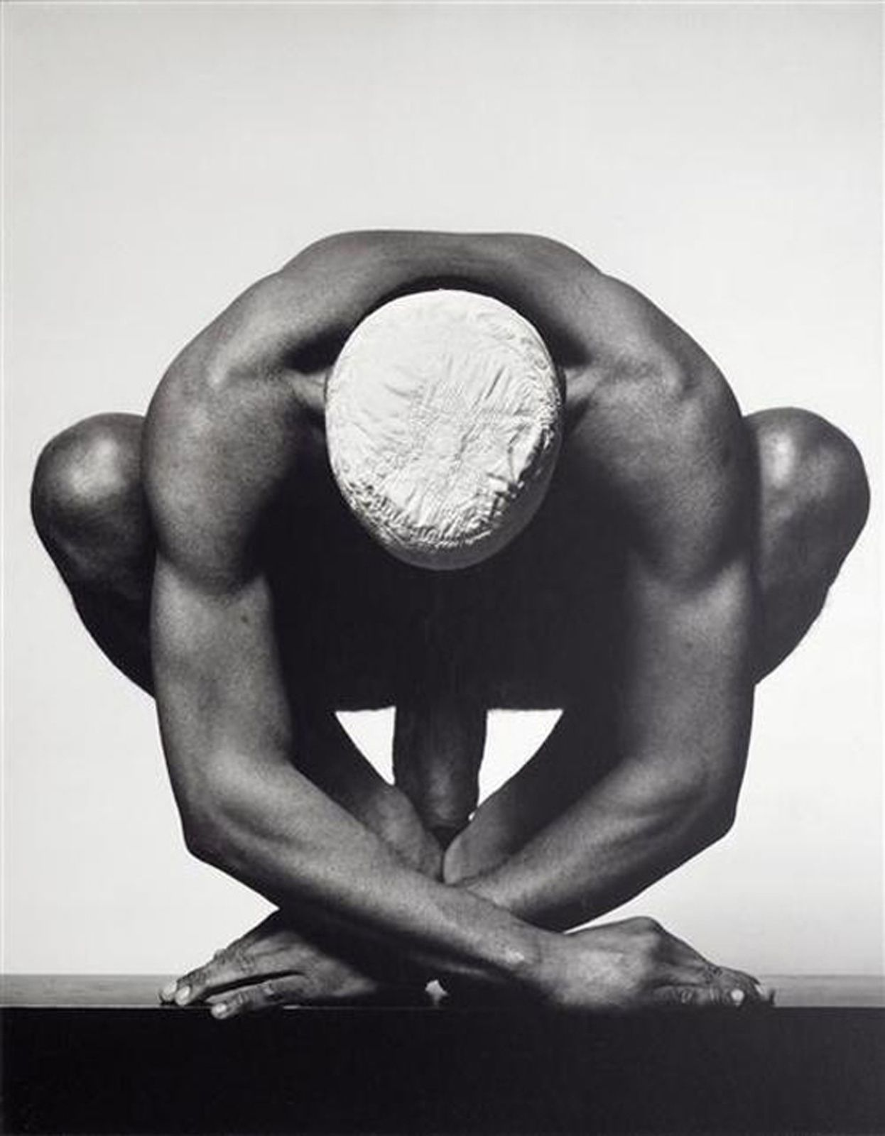 """Jimmy ""Jason"", 1983 Freeman"", 1981 de Robert Mapplethorpe - Courtesy Gallerie Ropac © Photo Éric Simon"