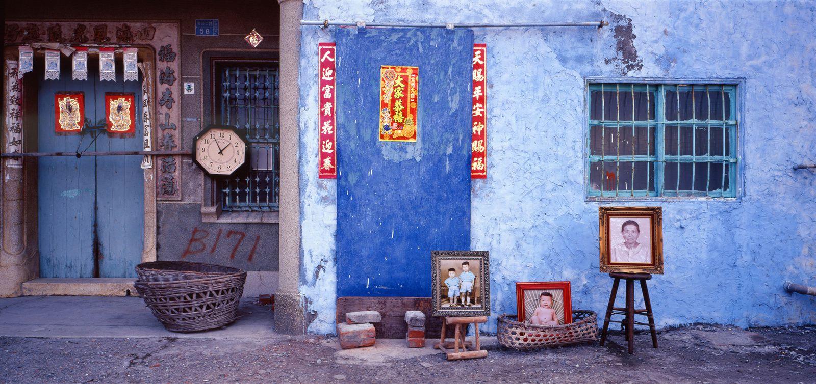 """Foyer désaffecté"", 2006 de Yang Shun-Fa - Courtesy MEP"