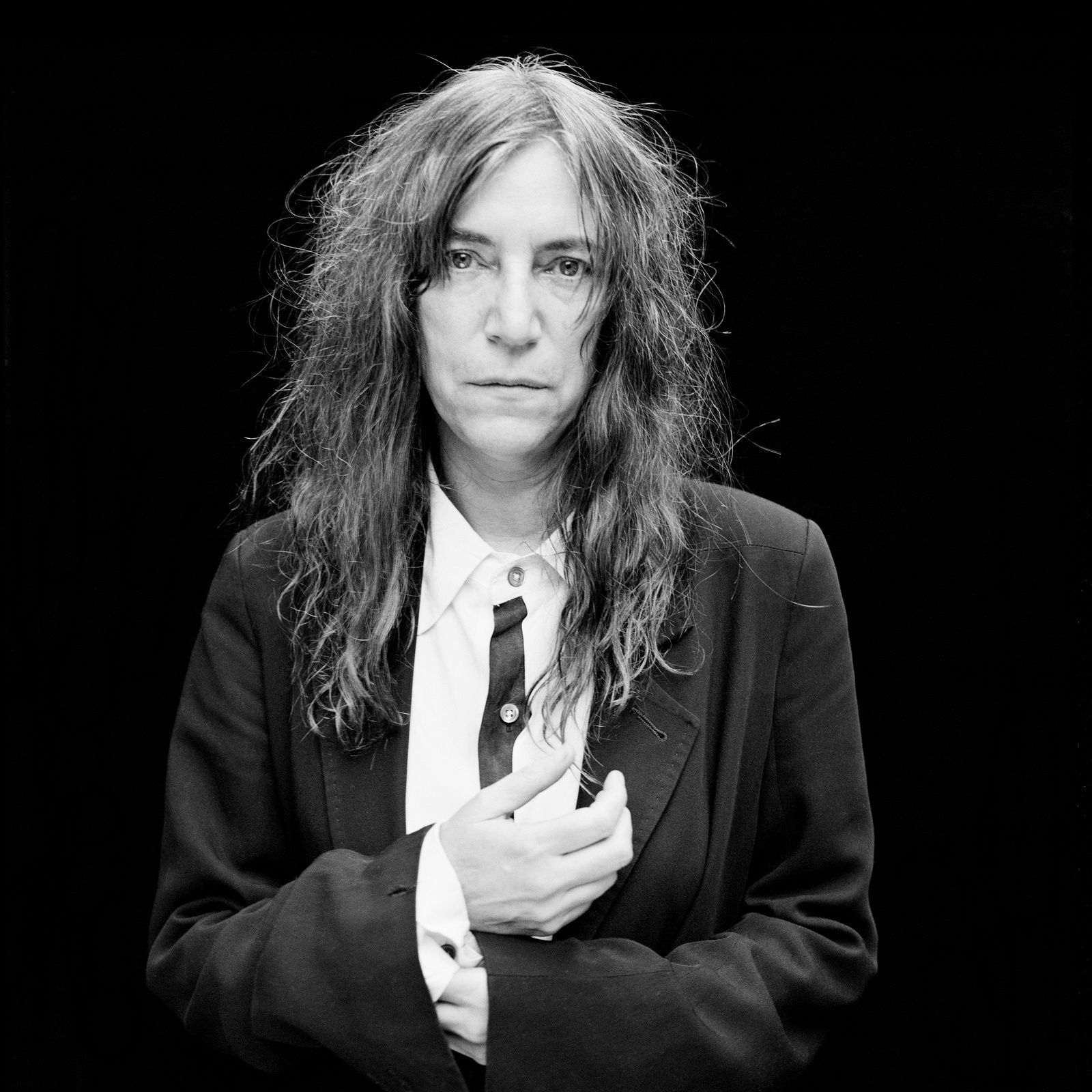 """Patti Smith"" de Renaud Monfourny - Courtesy MEP"