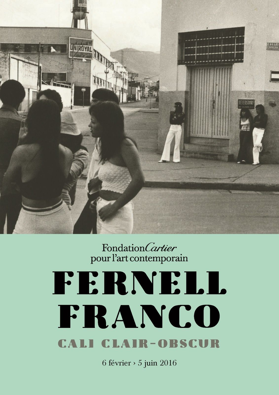 "Expo Photographie Contemporaine: Fernell FRANCO  ""Cali clair-obscur"""