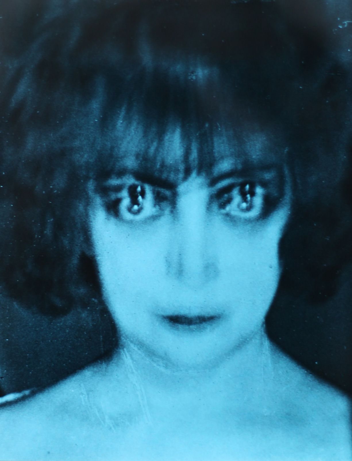 """Luisa Casati"", 1922 de Man Ray © Photo Éric Simon"