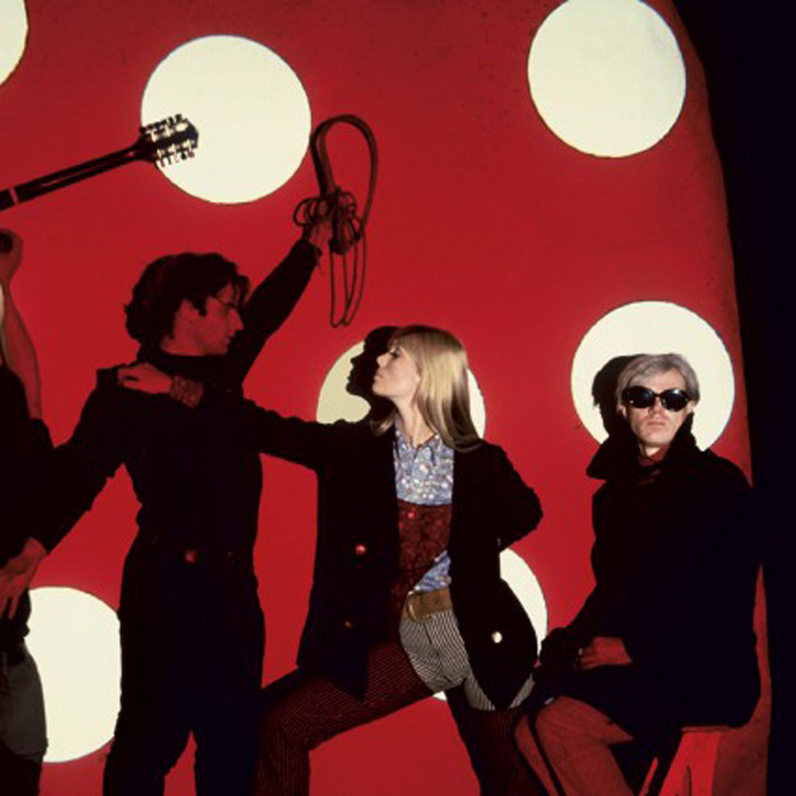 """The Velvet Underground"" Photo de Hervé Gloaguen"
