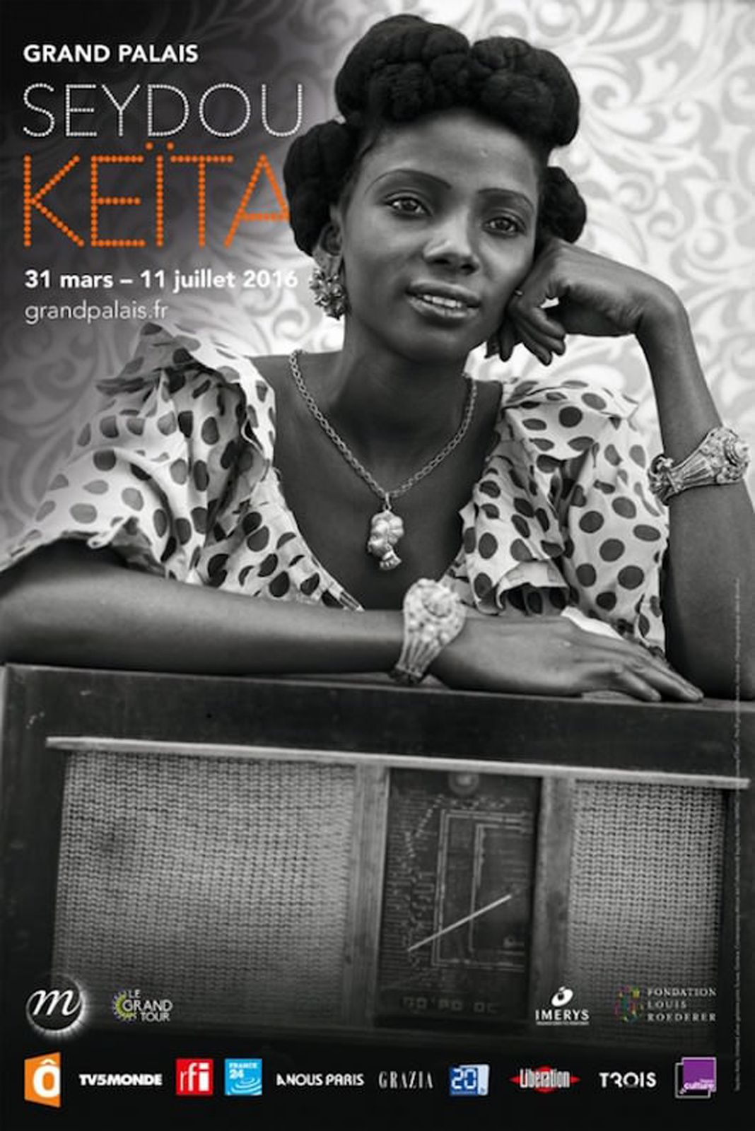 Expo Photographie Contemporaine: SEYDOU KEITA