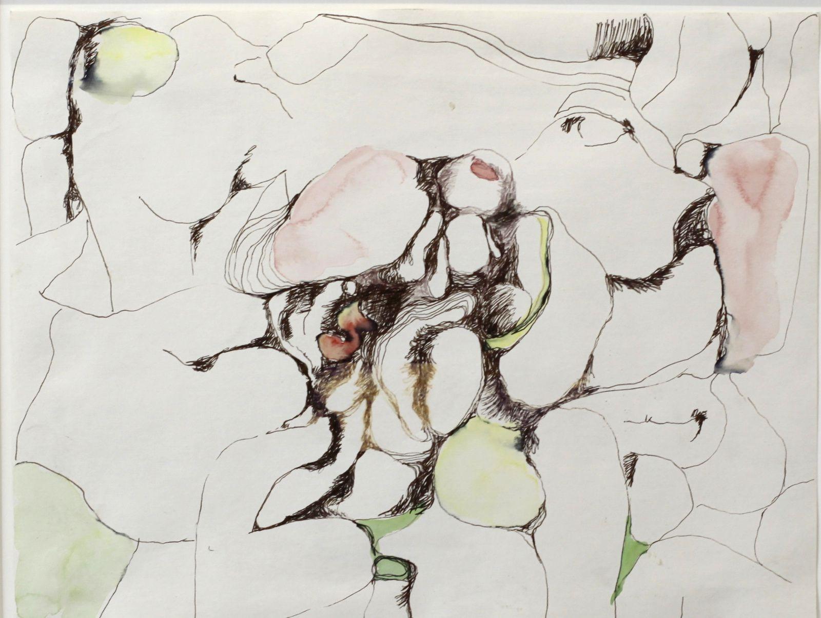 """Paysage humain III"", 1971 d'Alina Szapocznikow - Courtesy Galerie Loevenbruck © photo Éric Simon"