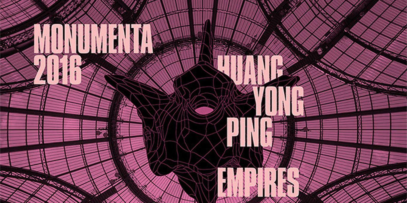 MONUMENTA 2016: Huang Yong Ping &quot&#x3B;Empires&quot&#x3B;