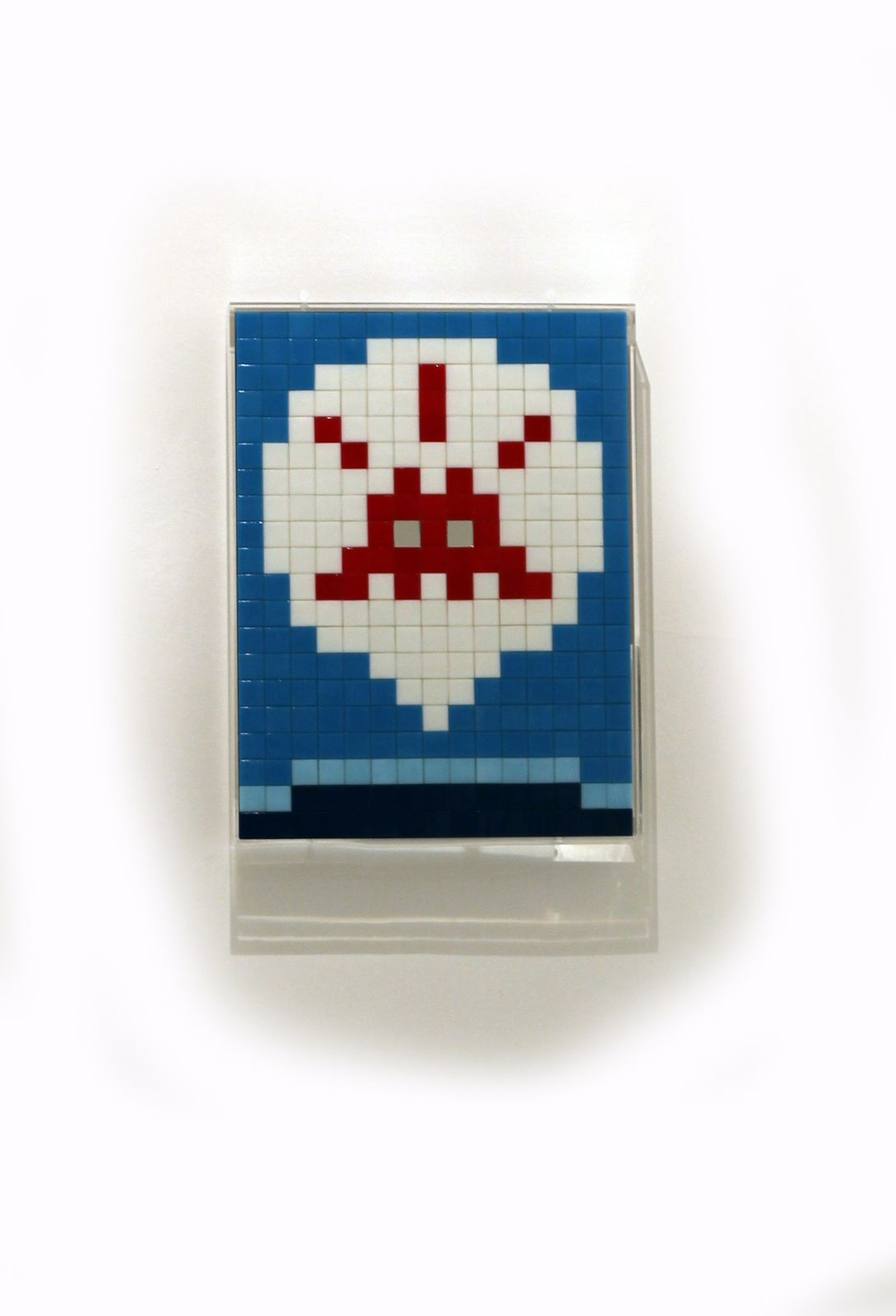 SPACE INVADER - Courtesy Galerie Laurent Strouk © Photo Éric Simon
