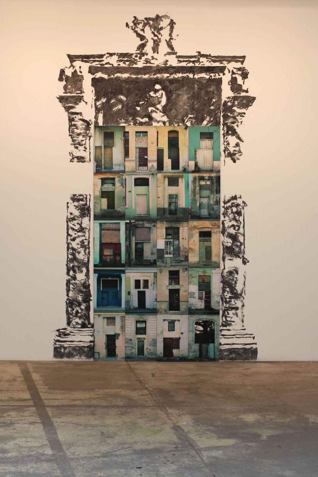 """""""Interiores del Cerro"""", 2005 de Jorge Luis MIRANDA - Courtesy  Galerie Georges-Philippe et Nathalie Vallois © Photo Éric Simon"""