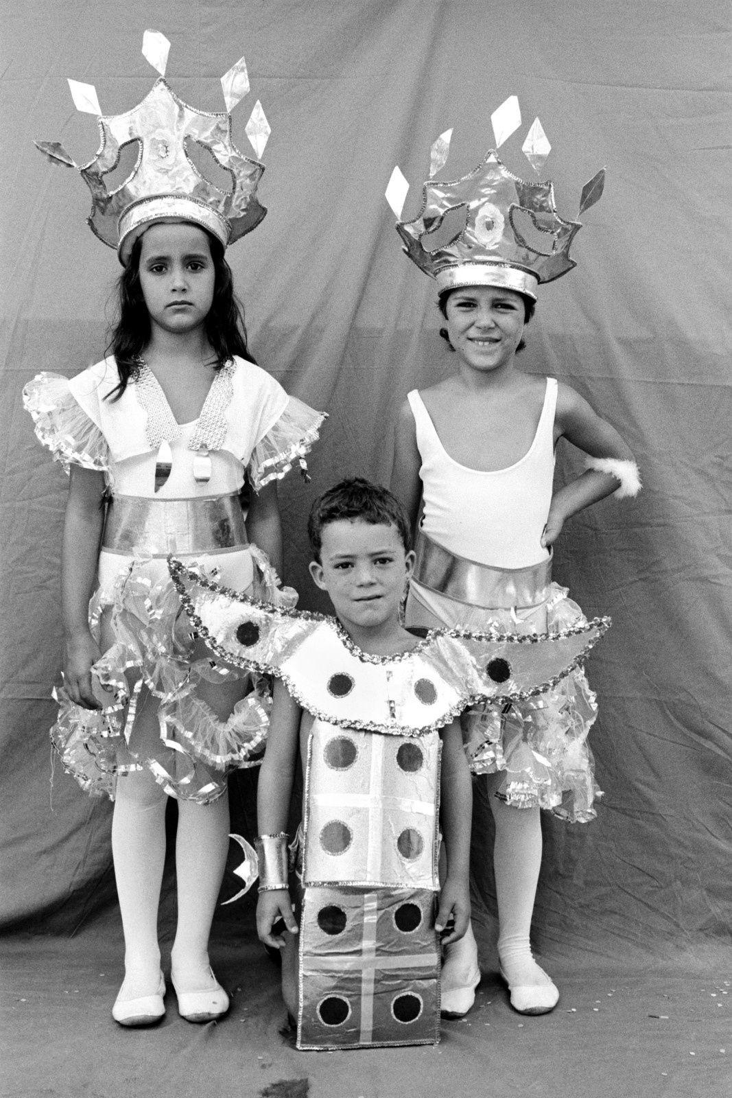 """Série """"Bloc de Carnaval""""  de Joaquim PAÎVA - Courtesy MEP"""