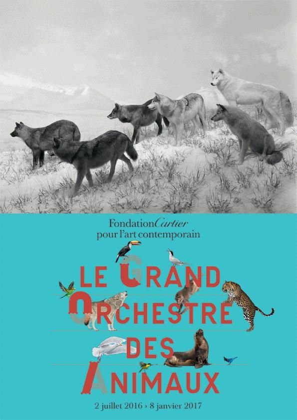 Expo Collective Contemporaine: LE GRAND ORCHESTRE DES ANIMAUX