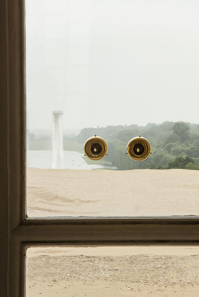 """The gaze of Versailles"", 2016 de Olafur Eliasson, Palace of Versailles.Photo © Anders Sune Berg - Courtesy of the artist&#x3B; neugerriemschneider, Berlin&#x3B; Tanya Bonakdar Gallery, New York"