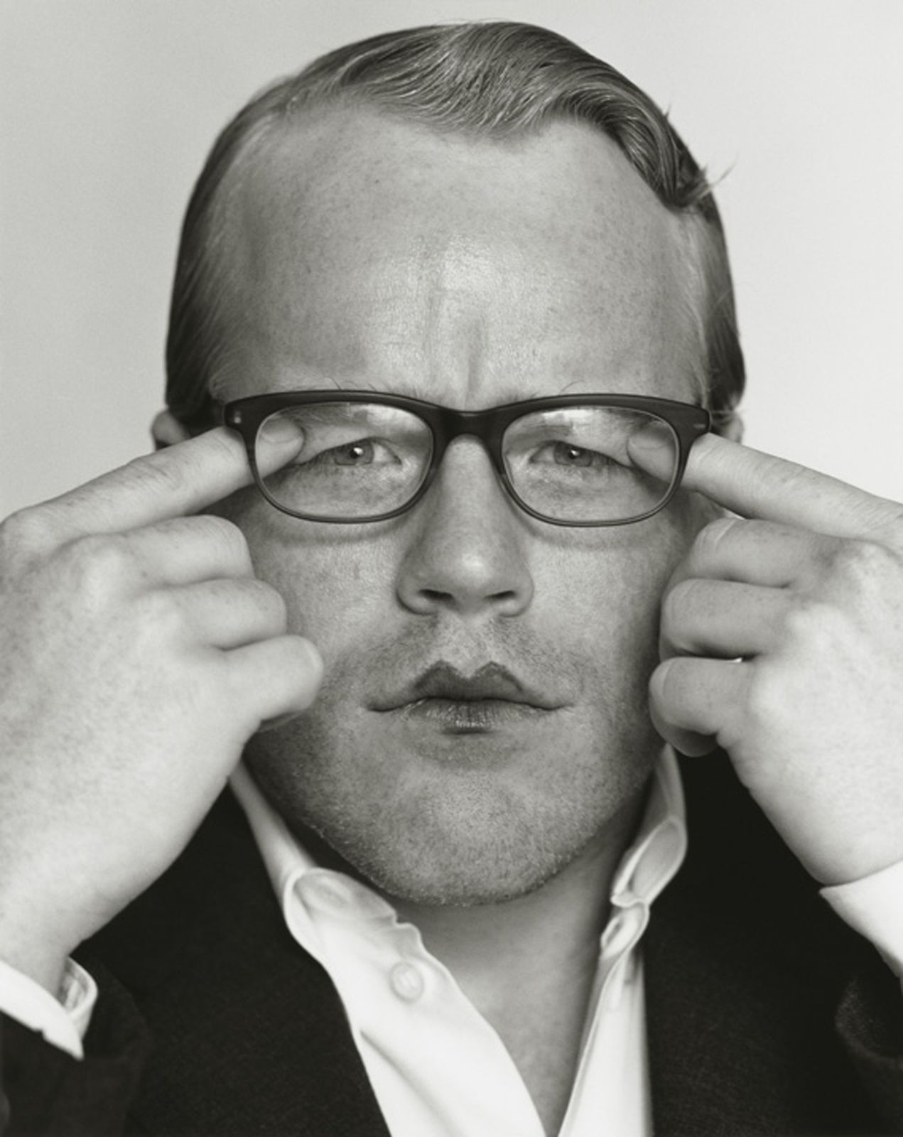 """Philip Seymour Hoffman-Los-Angeles"", 1999 de Herb RITTS  © Herb Ritts Foundation"
