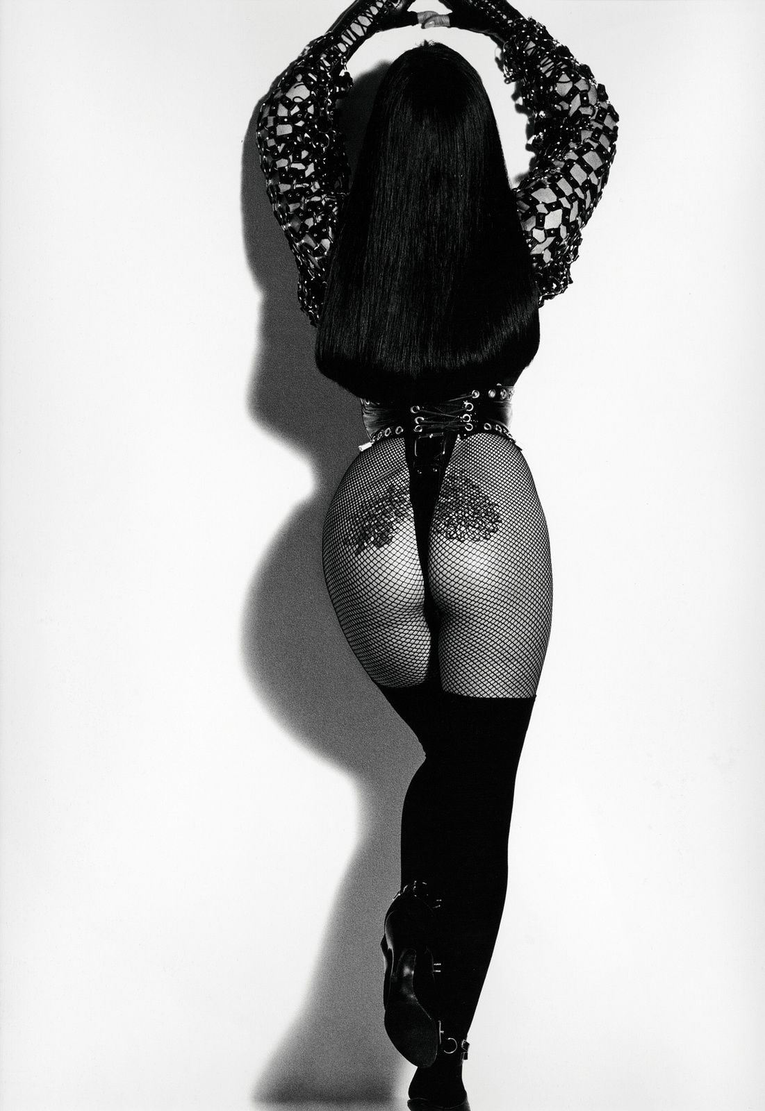 """""""Cher"""", 1991 de Herb RITTS  © Herb Ritts Foundation"""
