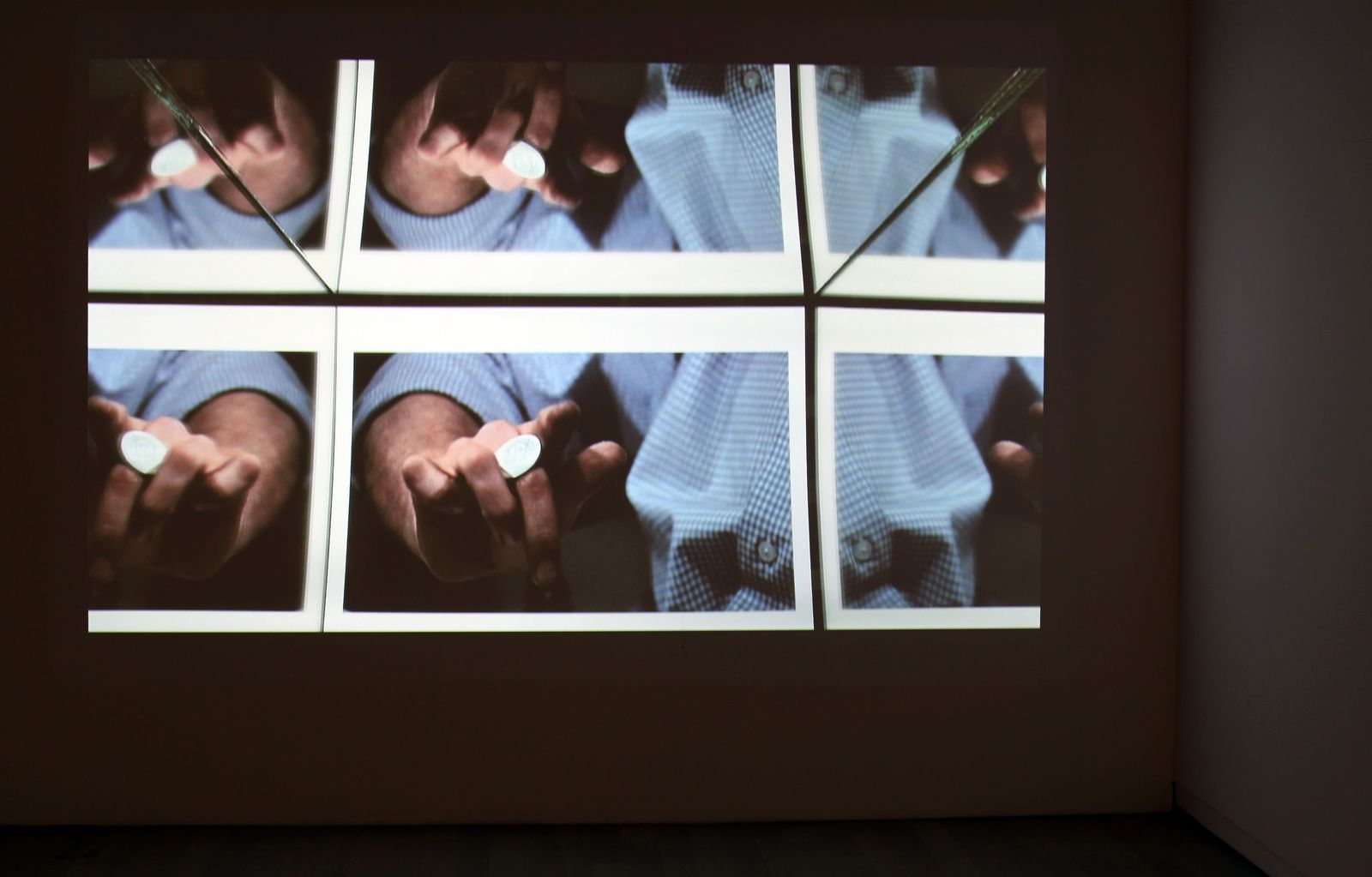 "Vidéo ""Re: wind blows up"", 2010 de Julien CREPIEUX - Courtesy Galerie Jerome POGGI"