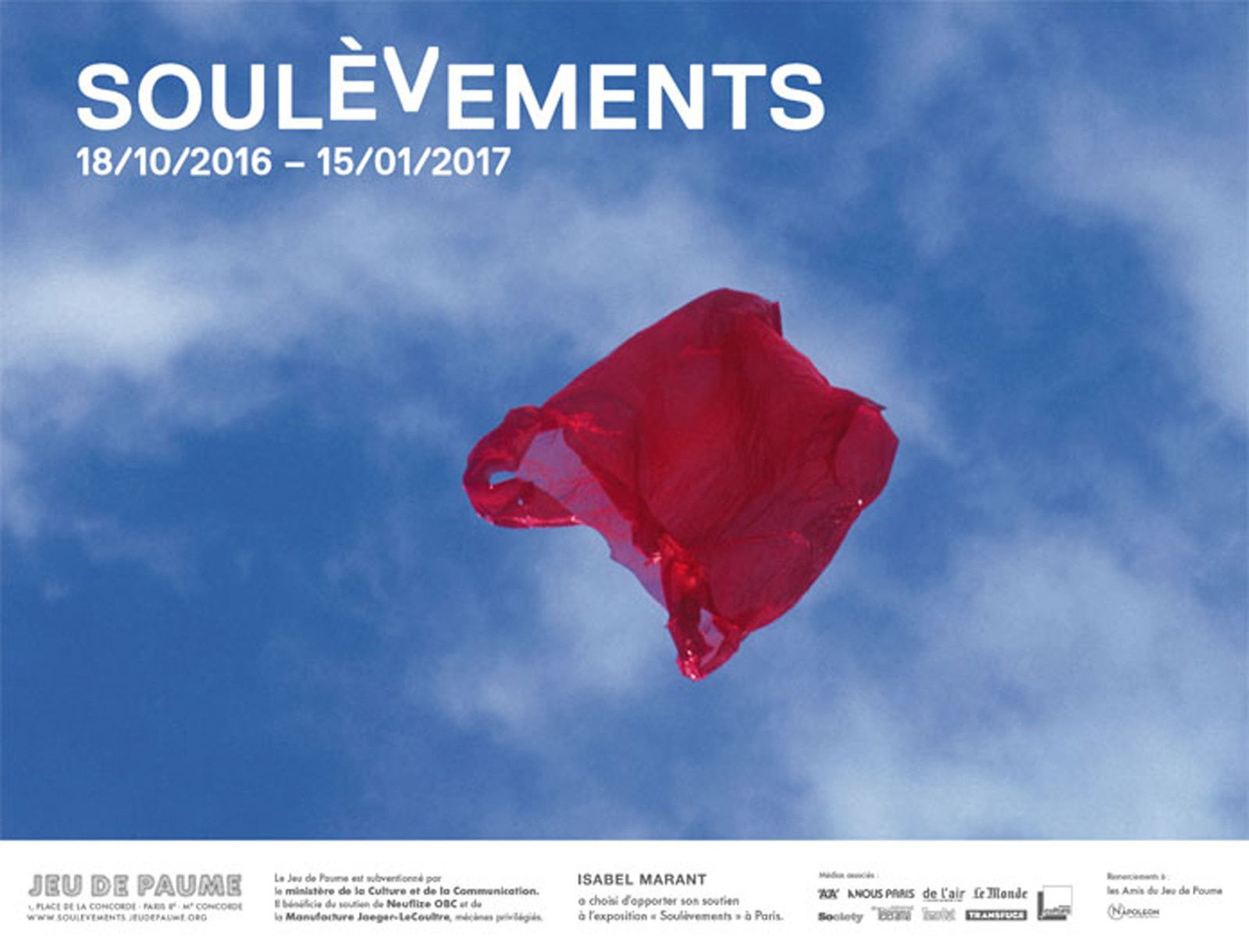 Expo Photographie Contemporaine: &quot&#x3B;SOULÈVEMENTS&quot&#x3B;