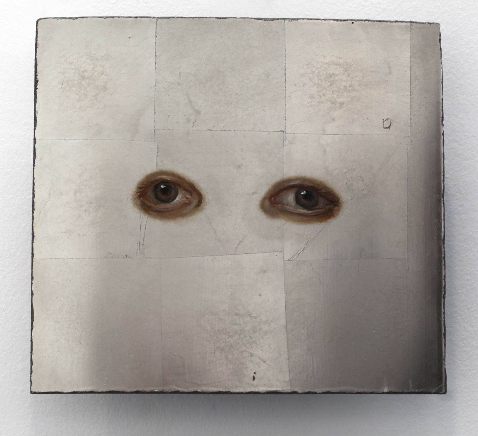 """Studies into the Past"" de Laurent GRASSO - Courtesy Galerie Perrotin © Photo Éric Simon"