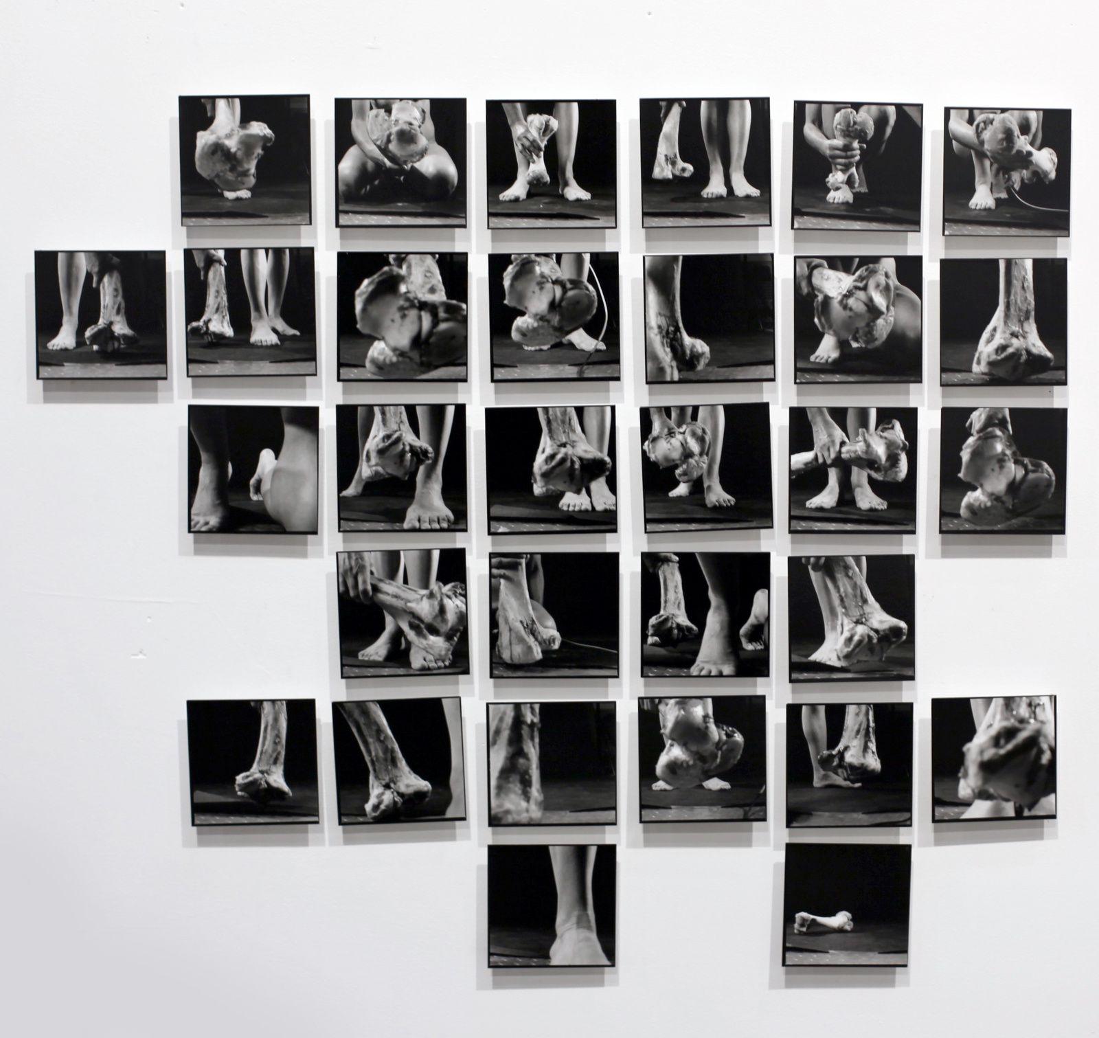 """""""Différence et répétition"""" de Catherine REBOIS - Courtesy de l'artiste © Photo Éric Simon"""