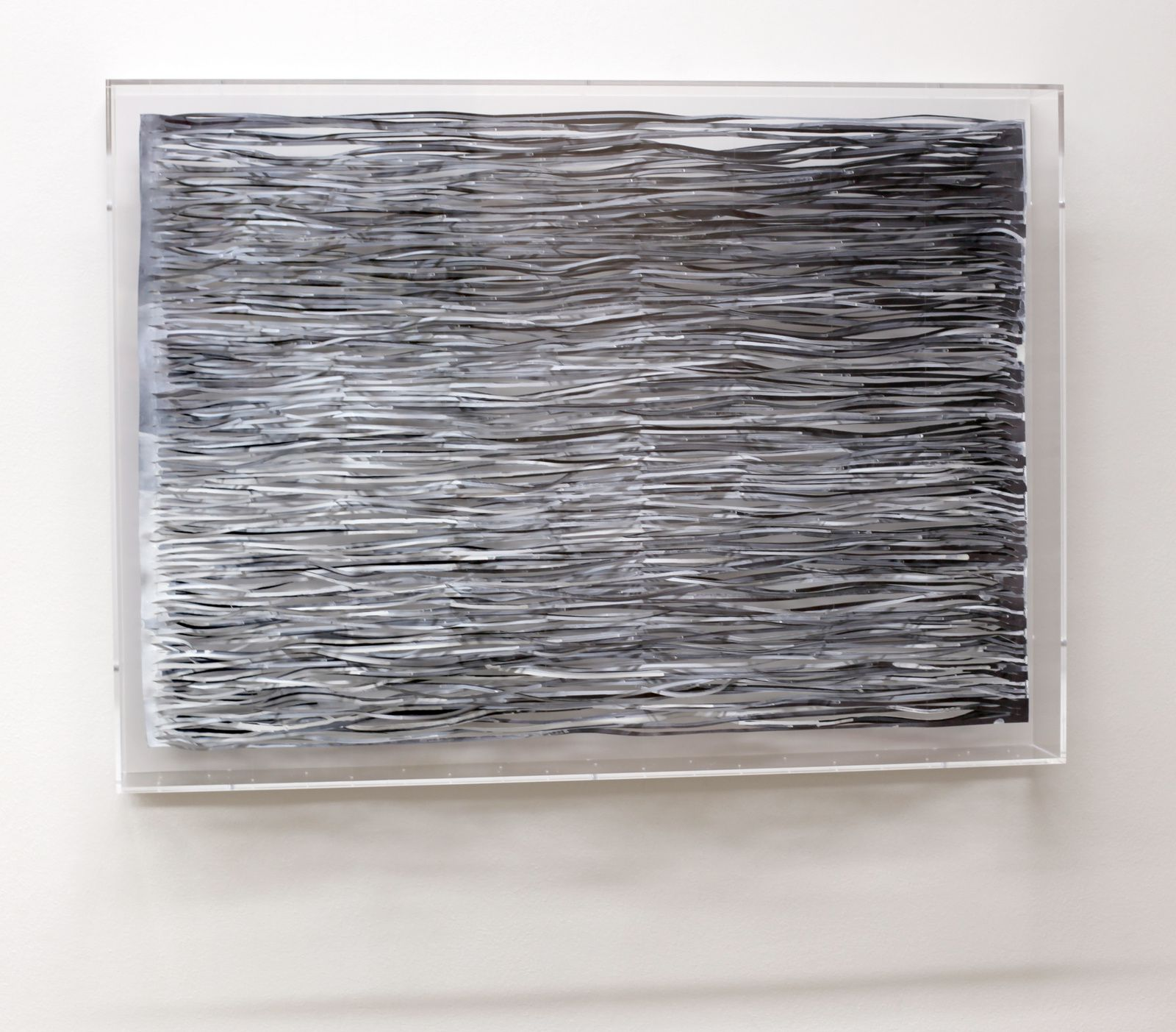 Expo Solo Show: Georgia RUSSELL « Time and Tide »