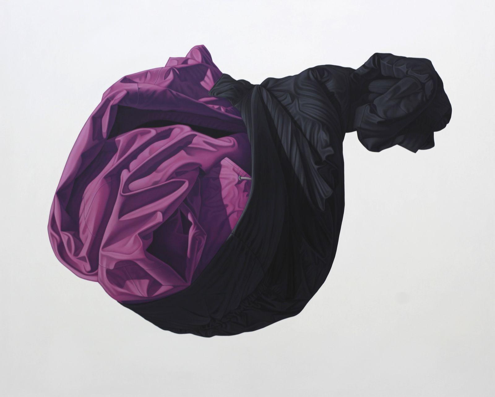 """Untitled #74"", 2015 de Karel FUNK - Courtesy Galerie NextLevel  © Photo Éric Simon"
