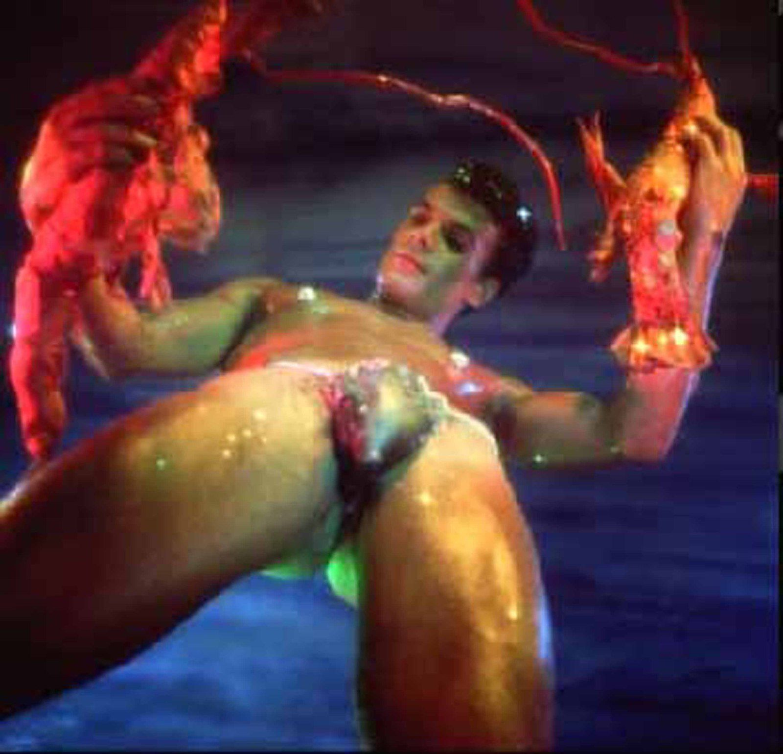 "Lobster ""Sans titled"", 1963 de James BIDGOOD - Courtesy Galerie Mathias Coullaud"