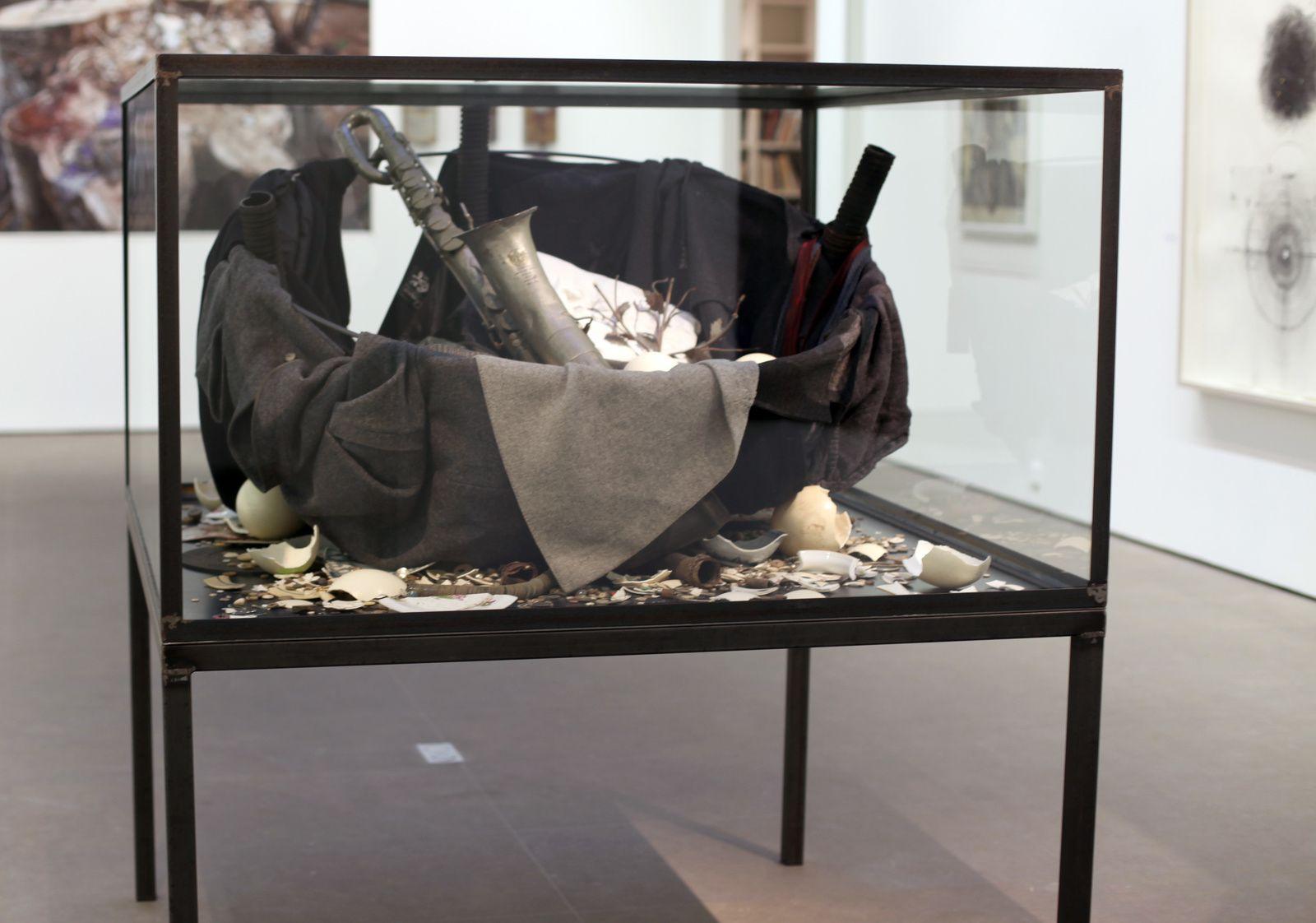 """Birdland"", 2001 de Ricardo BREY - Courtesy Galerie Nathalie Obadia © Photo Éric Simon"