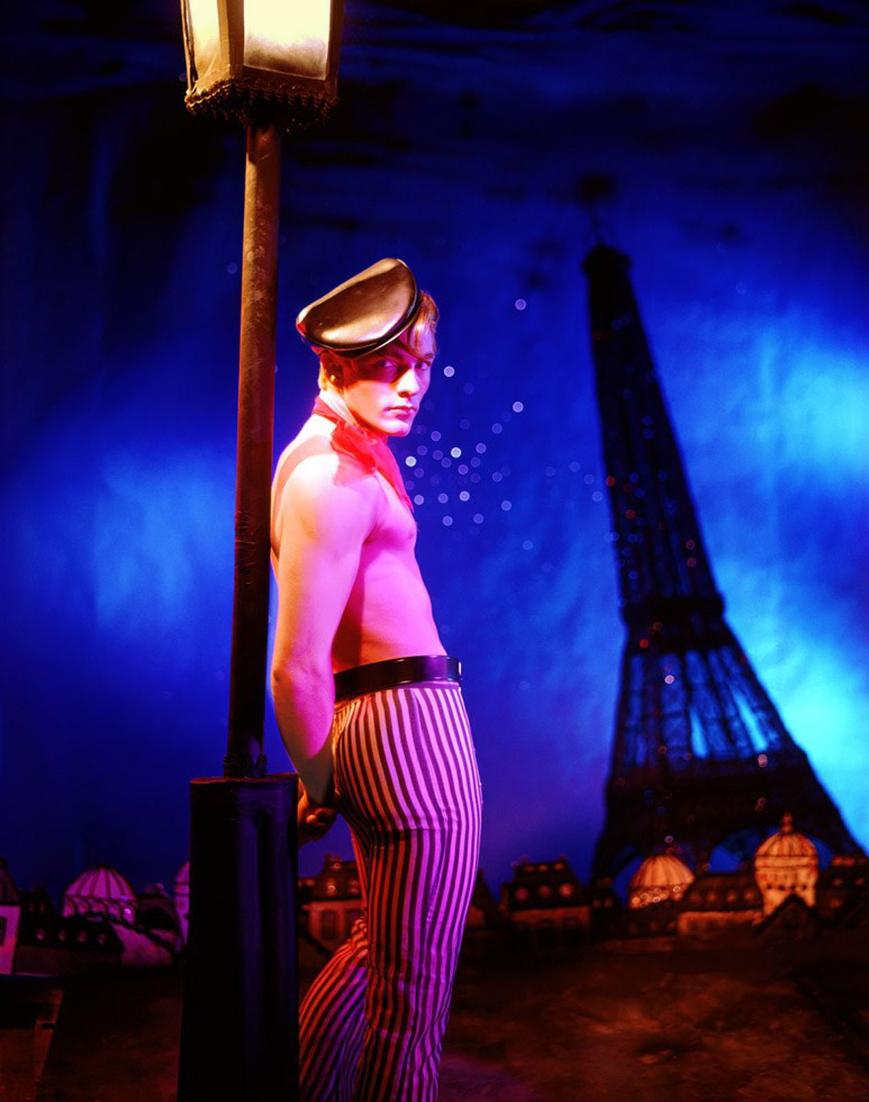 """Sans titled"", 1963 de James BIDGOOD - Courtesy Galerie Mathias Coullaud"