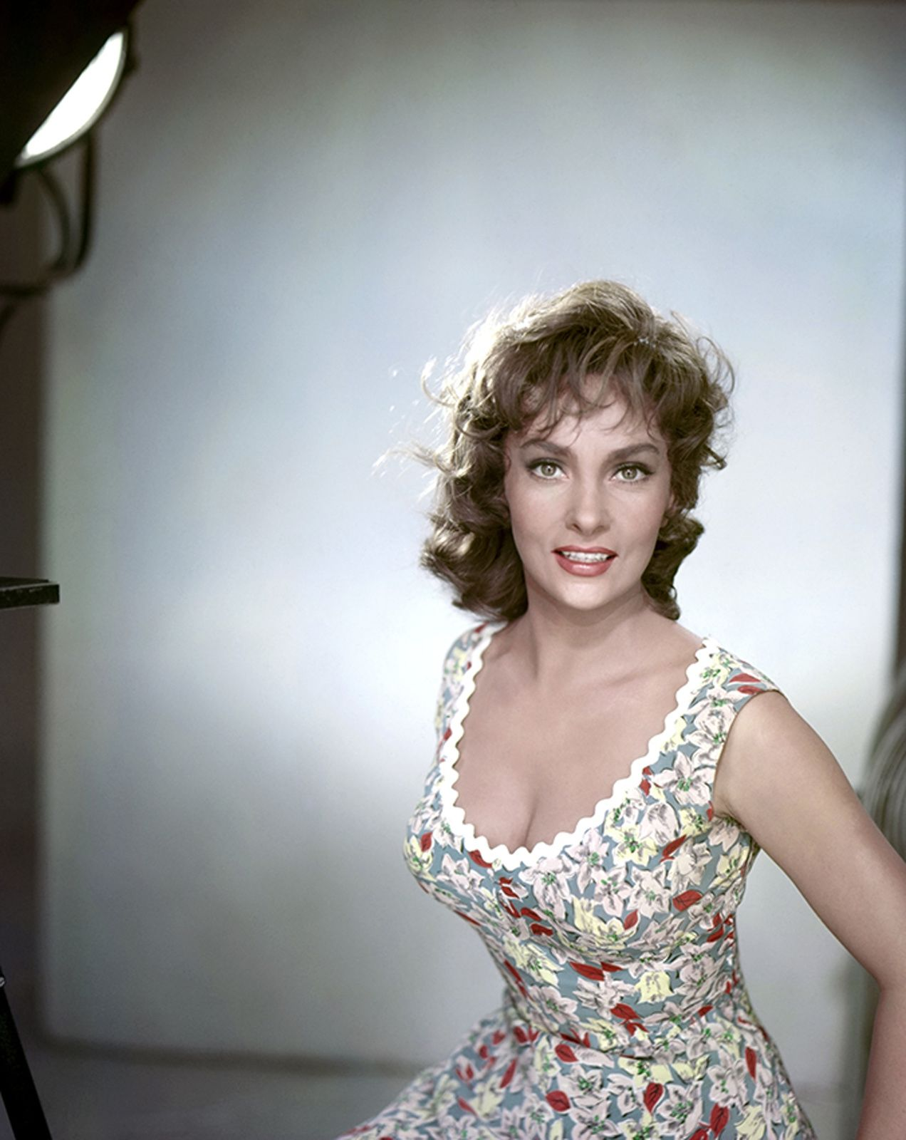 """Gina LOLLOBRIGIDA, Rome "", 1961 - Courtesy Studio Willy Rizzo"