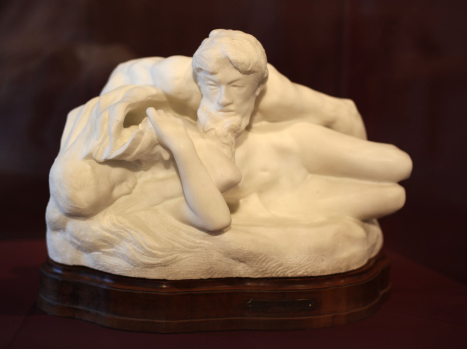 """Psyché-Printemps dite Nymphe surprise ou la Source Fenaille"", vers 1886  de Auguste RODIN - Courtesy Musée RODIN © Photo Éric Simon"