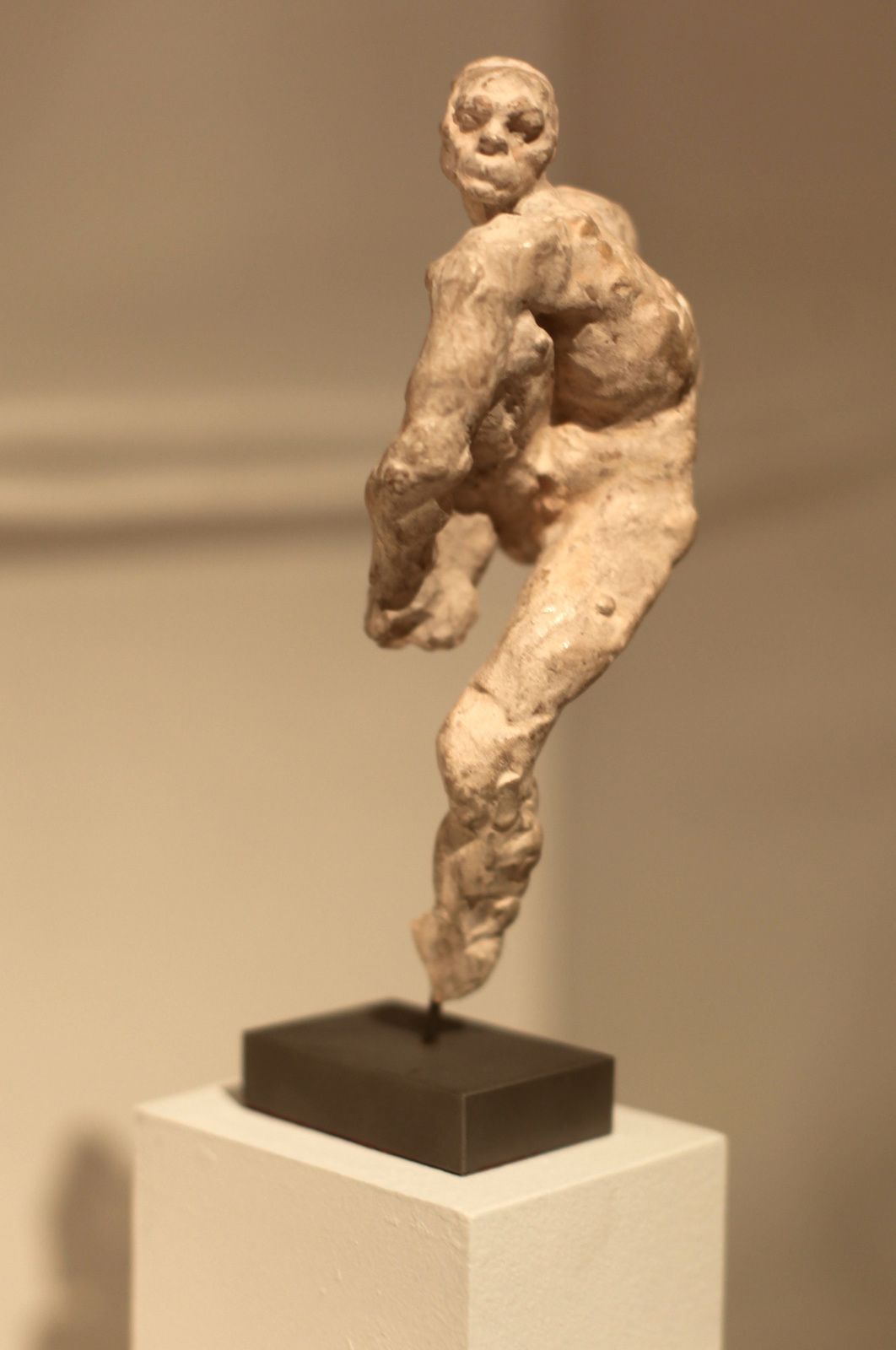 """Nijinski"", 1912 de Auguste RODIN - Courtesy Musée RODIN © Photo Éric Simon"