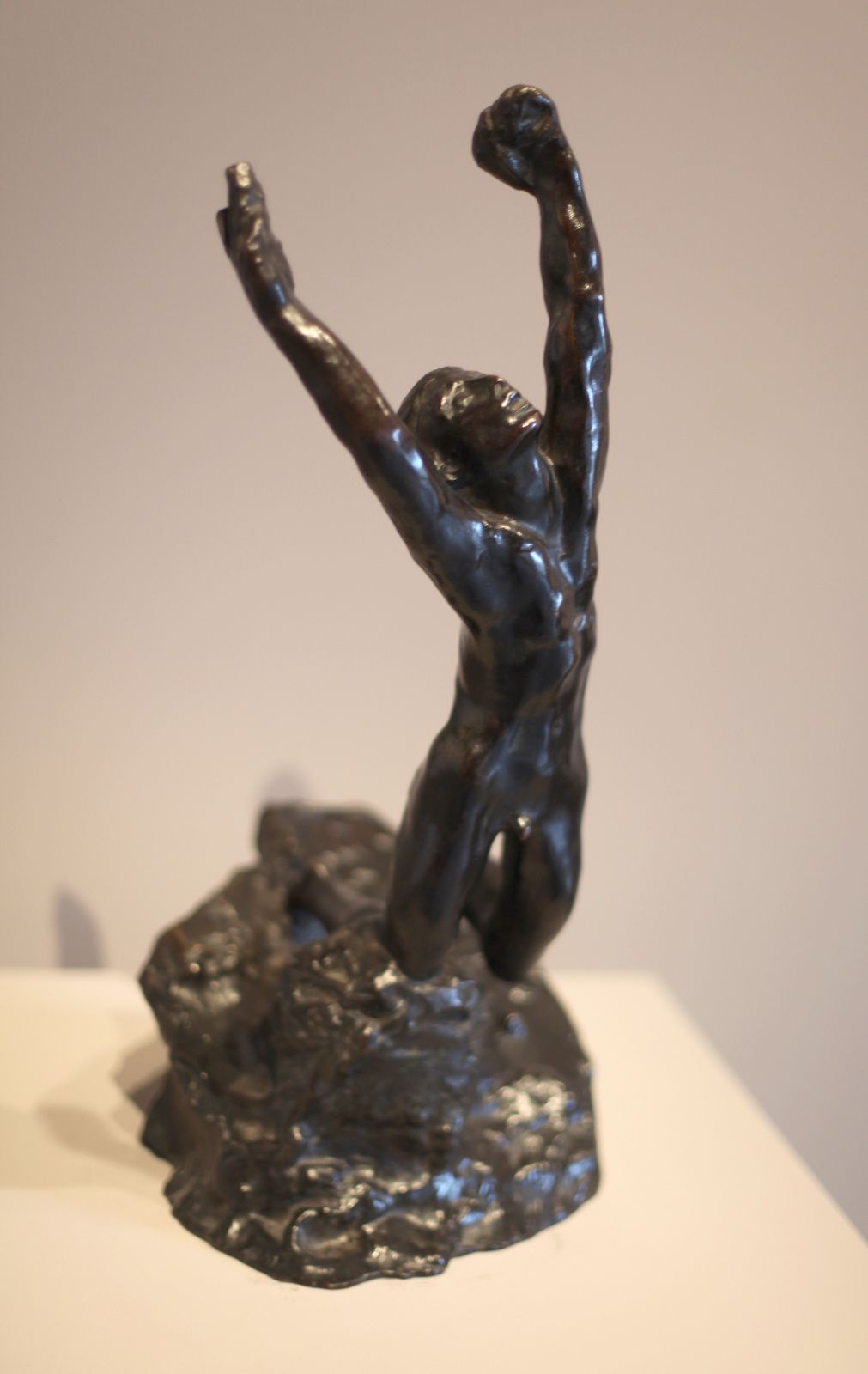 """L'Enfant prodigue"", vers 1886  de Auguste RODIN - Courtesy Musée RODIN © Photo Éric Simon"