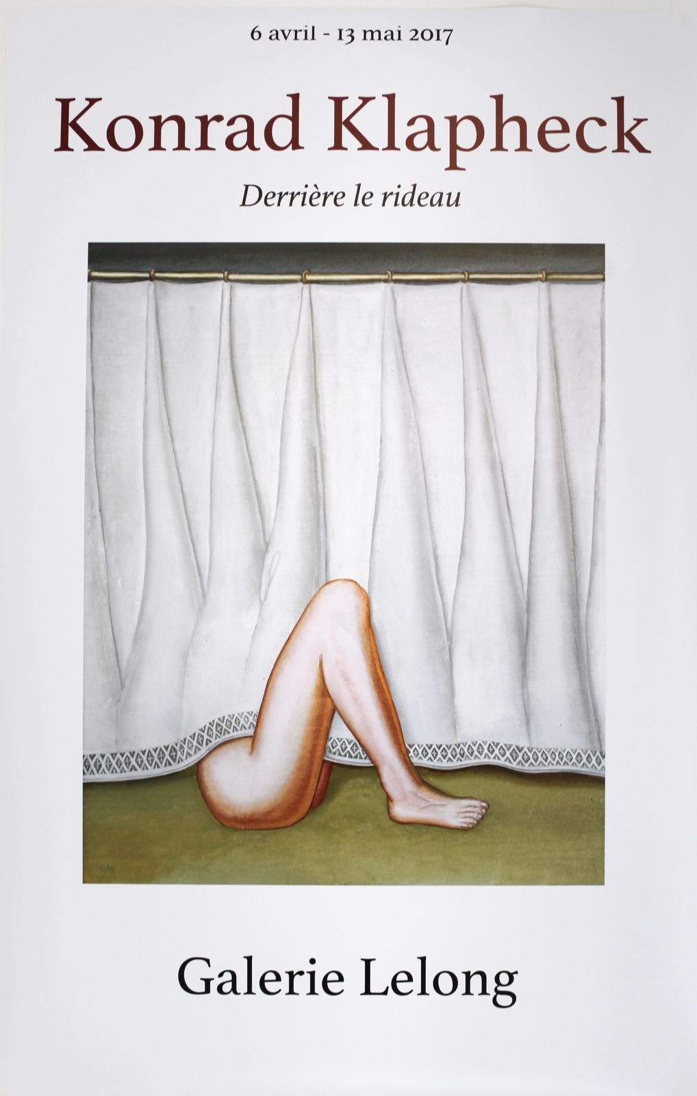 Courtesy Galerie Lelong © photo Éric Simon