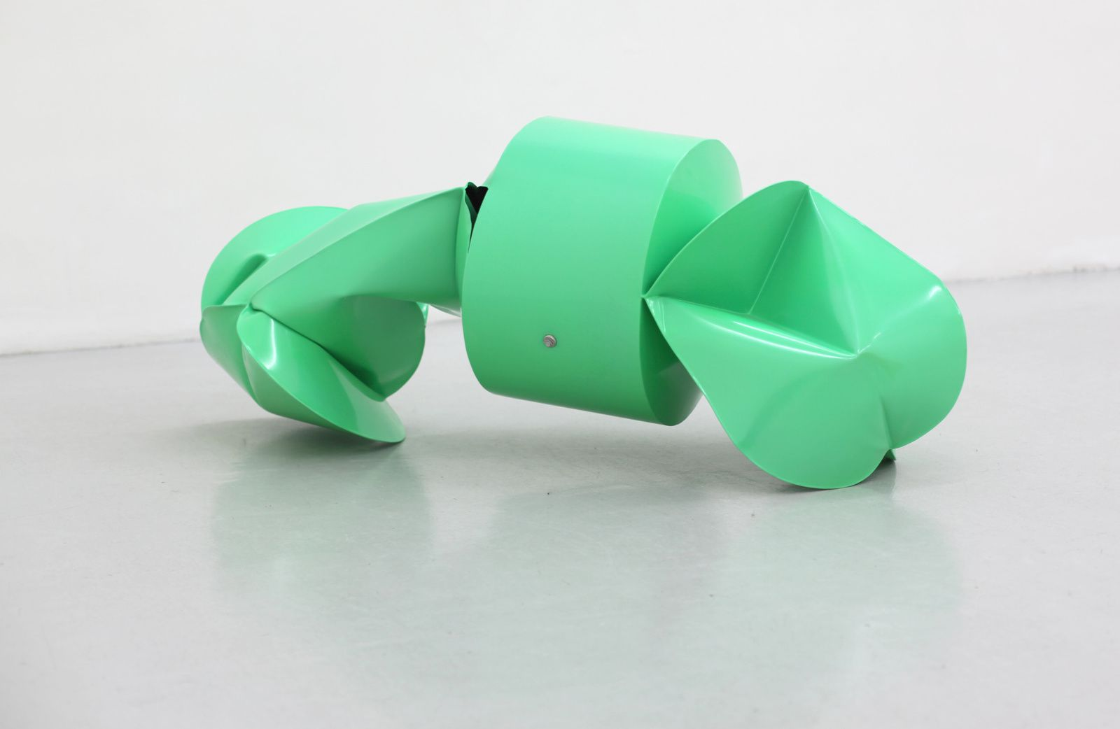 """""""Limelight Green"""", 2016 de Jérémy THOMAS - Courtesy Galerie Richard © Photo Éric Simon"""