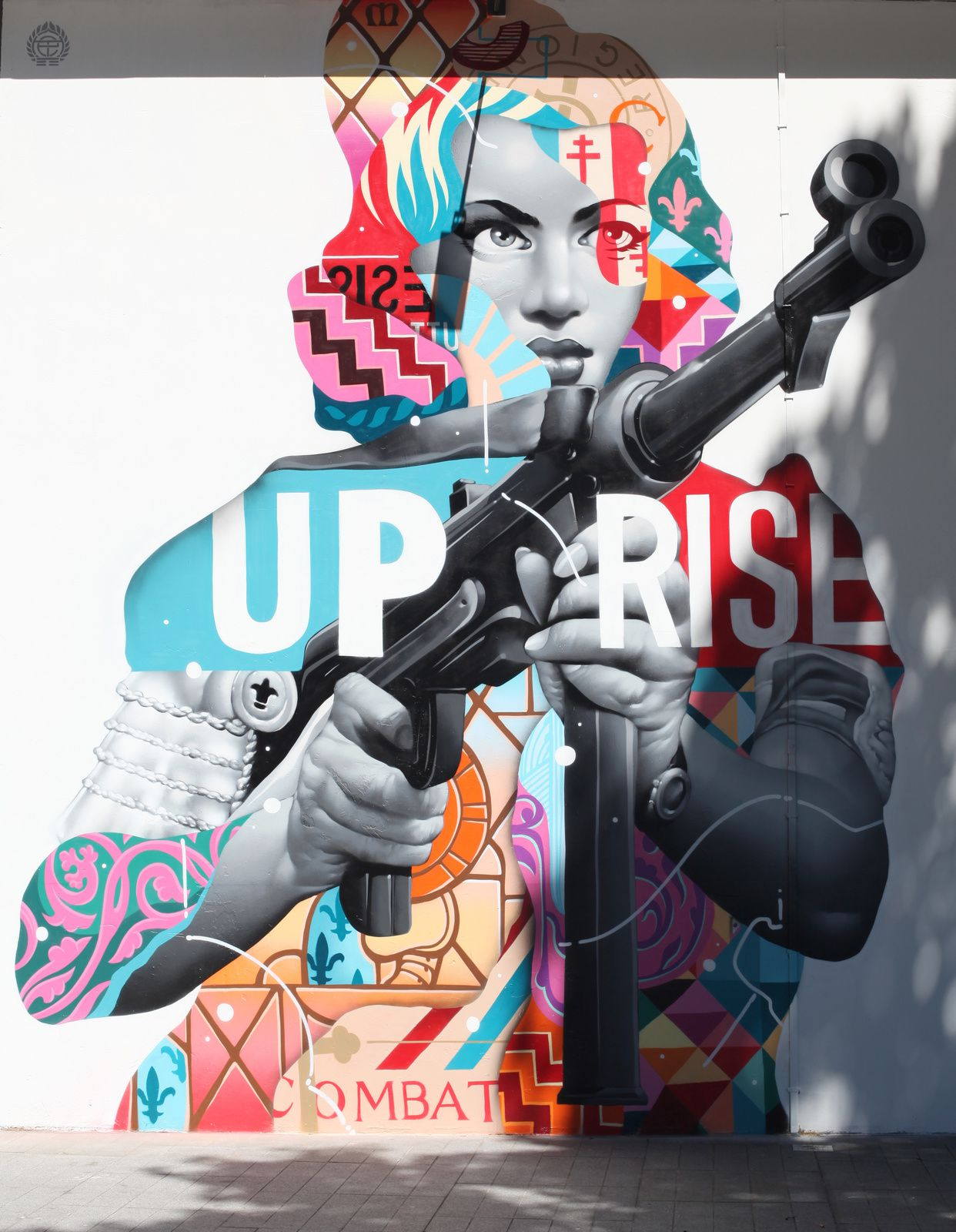 Tristan EATON © Photo Éric Simon