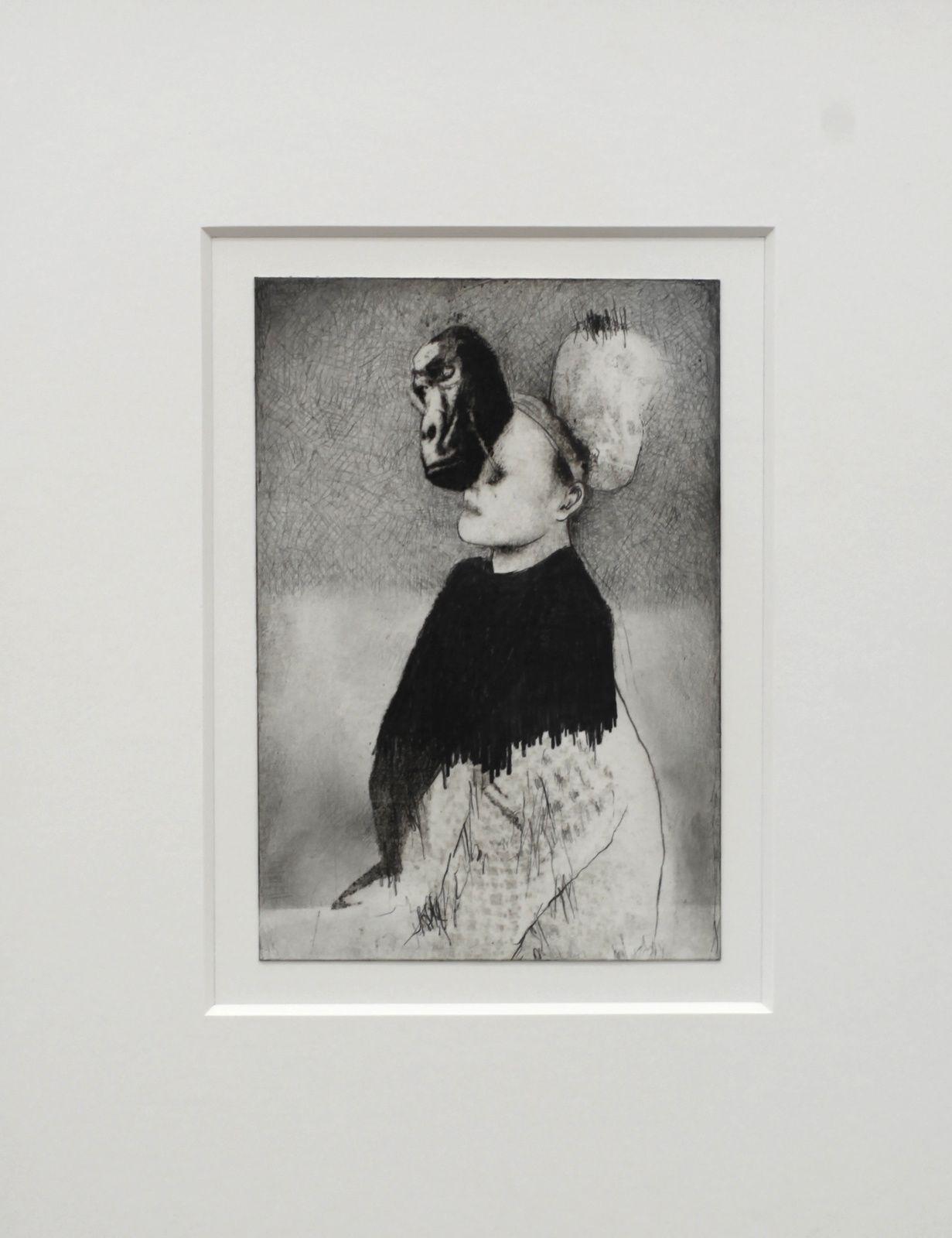 """""""Sans titre"""", 2017 de Pierrick NAUD - Courtesy Galerie Particulière © Photo Éric Simon"""