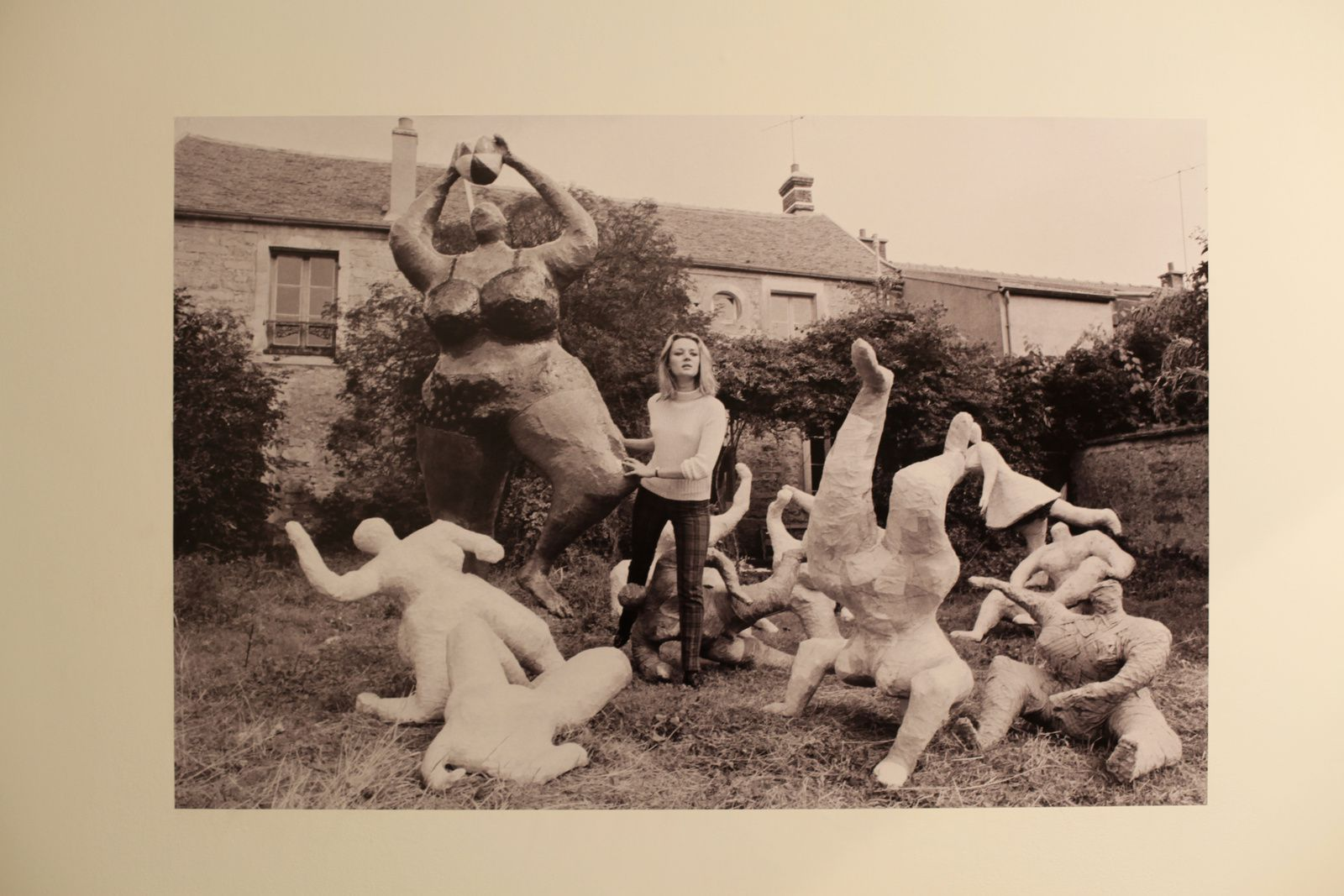 Niki de SAINT PHALLE - Courtesy Galerie Georges Philippe et Nathalie VALLOIS