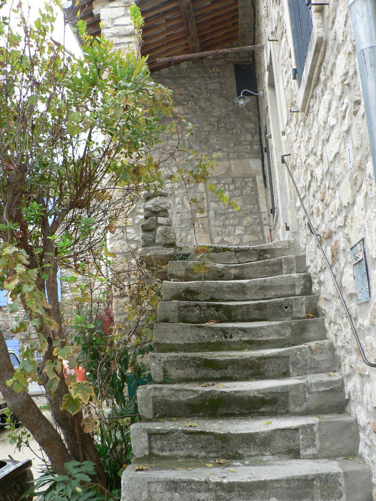 pour MILFONTAINE-  escaliers
