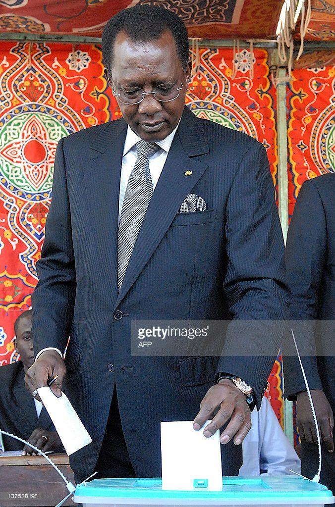 Présidentielle 2016 : Idriss Déby veut une victoire assurée au premier tour