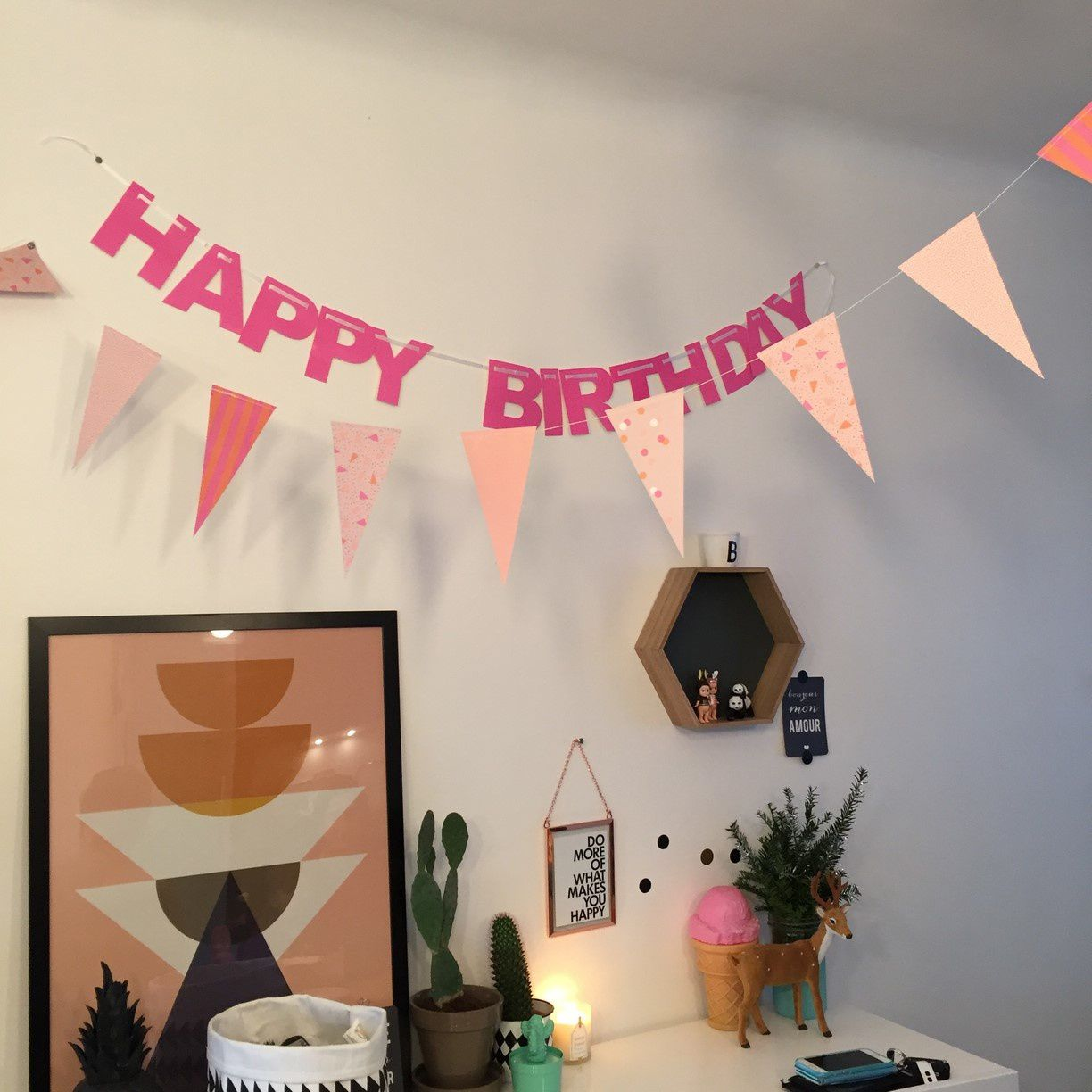 Happy birthday ! [ + haul Sostrene Grene ]