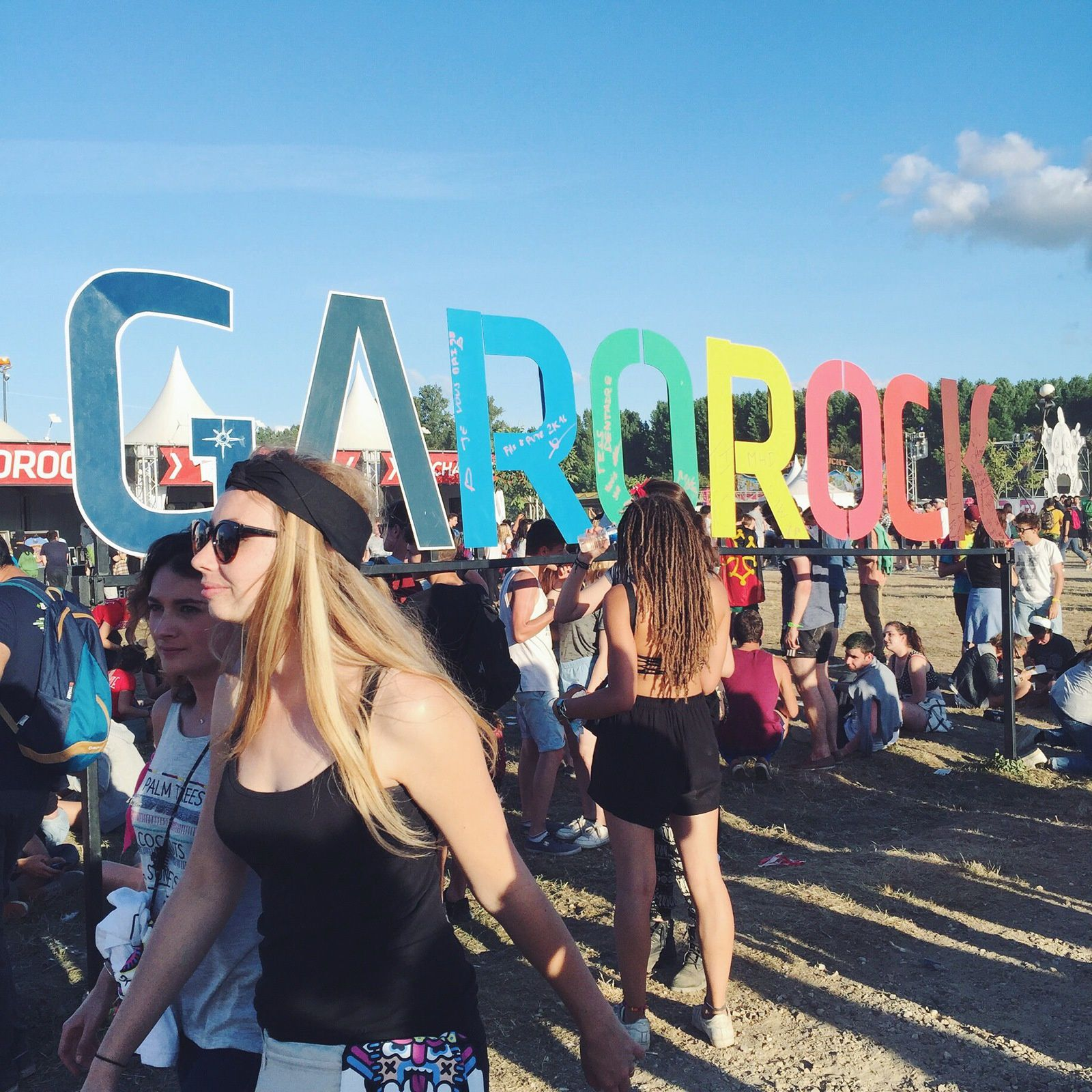 Get 27 et Garorock, week-end de foufou !