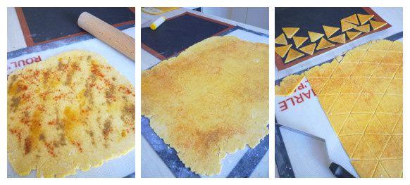 Les chips tortillas maison