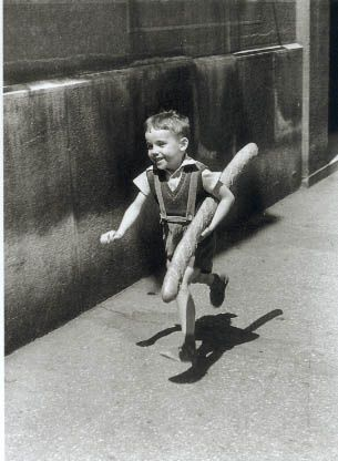 Le Petit Parisien, Willy Ronis, 1952