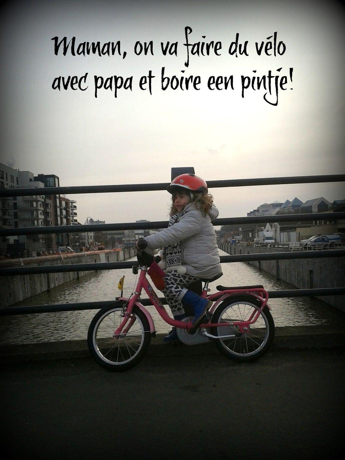 NOTE pour les non-Belges: een pintje = une bière!