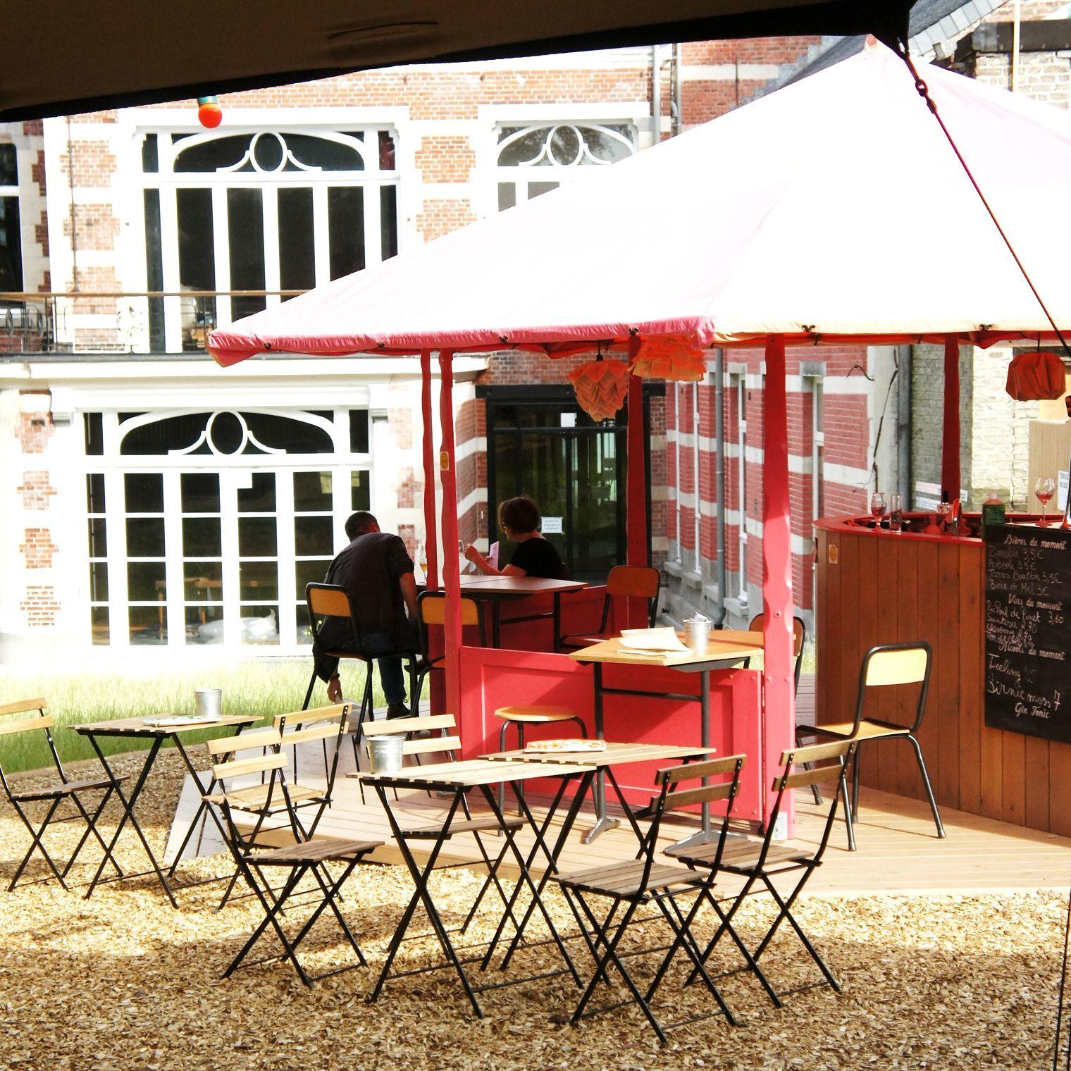 Le Jardin Losseau // Mons 2015