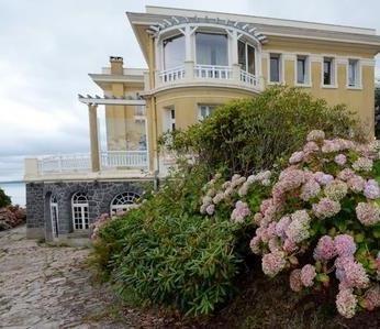 Villa Le Caruhel (J De la Morinerie) Etables sur mer