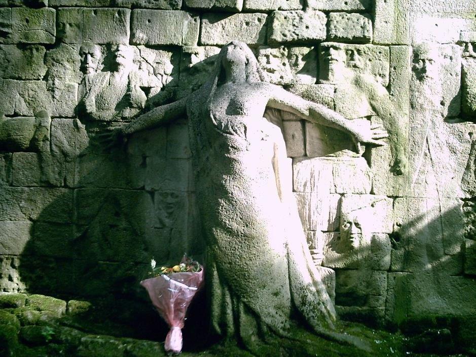 Le mur des fédérés (Père Lachaise)