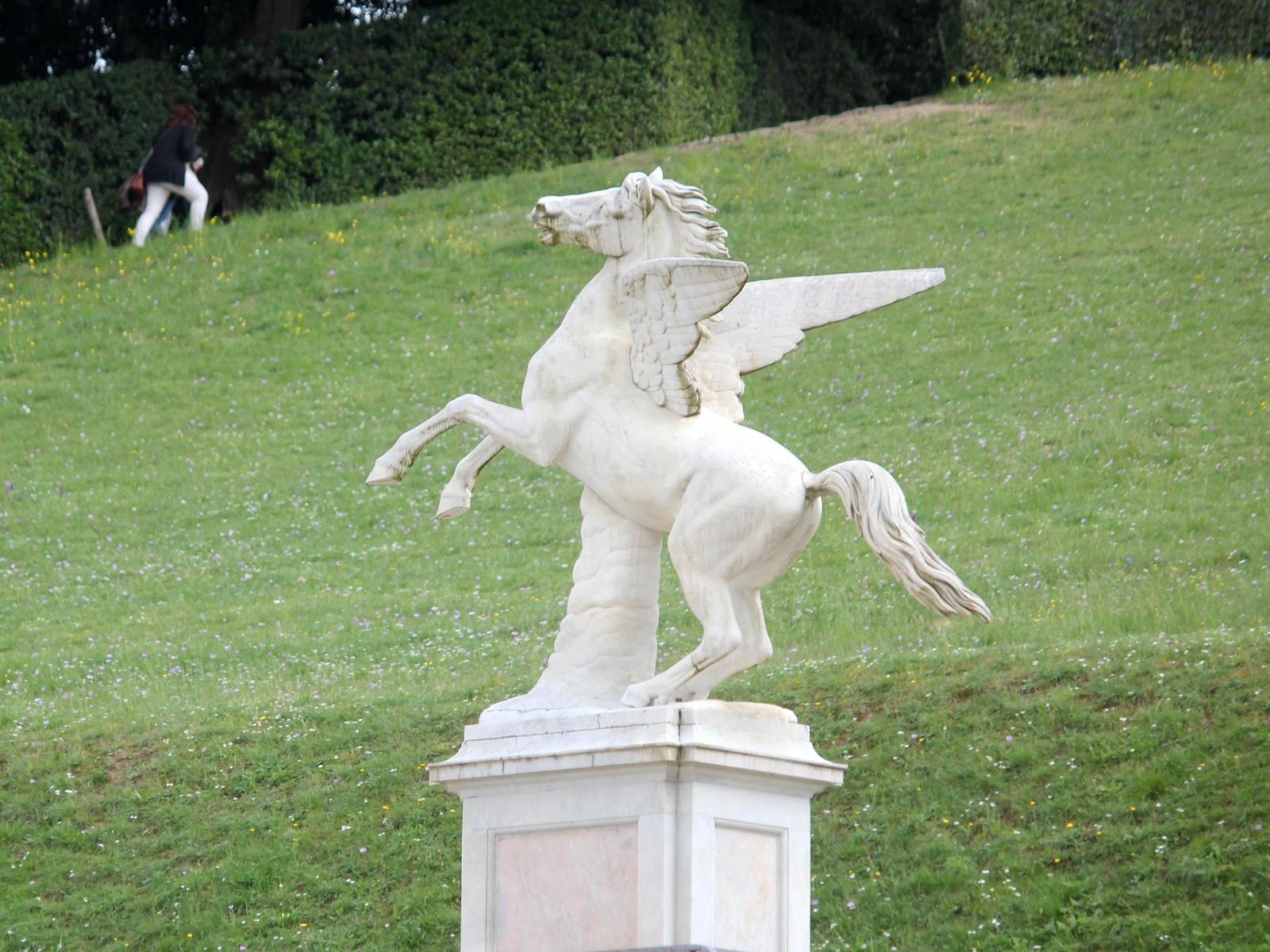 Jardin de Boboli 2 Florence Montmartre secret