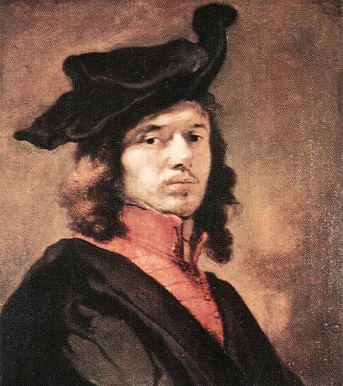 Andrea Del Sarto. Autoportrait.