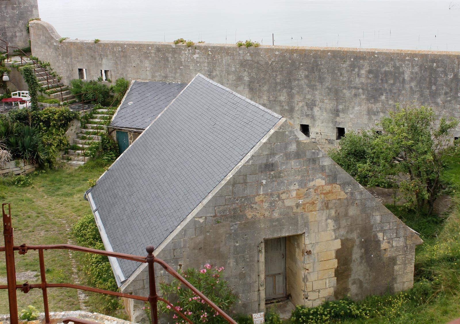 Fouras. Le Fort Enet. Une visite.