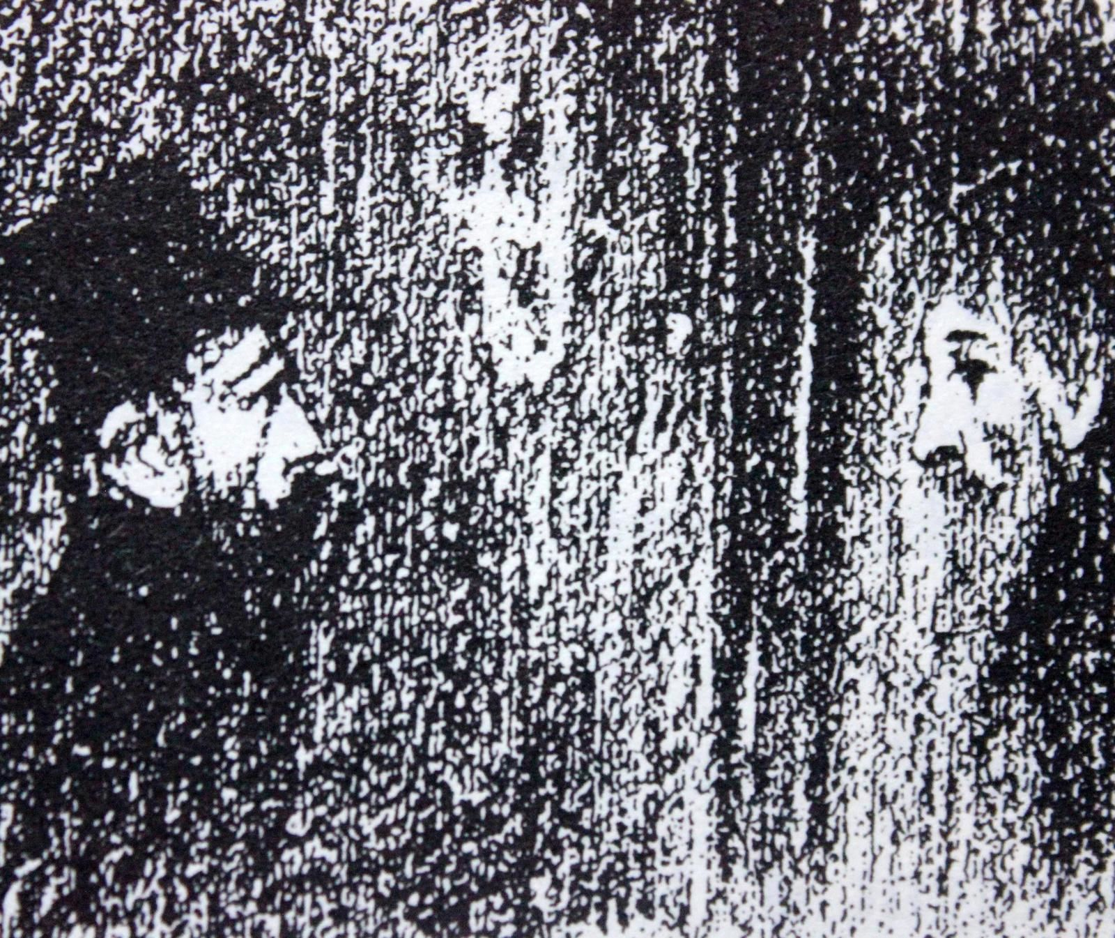 Illustration de Steinlen pour le Revenant